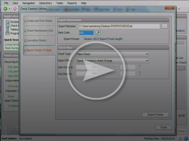 Accounts Payable Software | Municipal Finance Management | BS&A